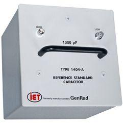 GenRad 1404 Serisi Birincil Standart Kondansatörler