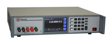 PRS-330 Hassas Programlanabilir Direnç Kutusu ve RTD Simülatörü