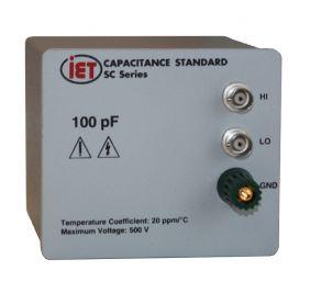 SCA-100pF Kapasite Standardı