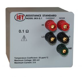 AC'de Kullanım için Tasarlanmış SRAC Standart Dirençler