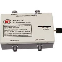 HACS-Z-1pF Düzeltici Çözünürlüğü Daha Azına Düşürüyor 1 pF