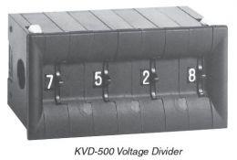 KVD-500 Kelvin-Varley Gerilim Bölücü